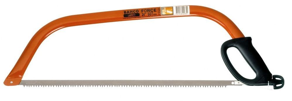 Bahco Ergo Force Bow Saw - 30""